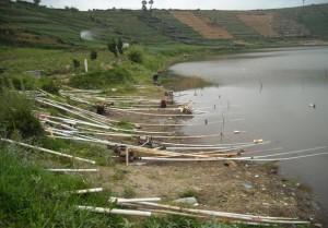 Water Use in Merdada Lake for Farming